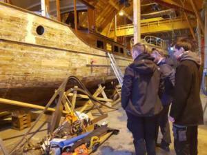 Norsko loděnice 3