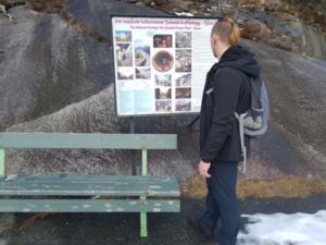 Norsko výlet Lilletop