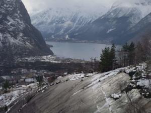 Norsko z Lilletopu